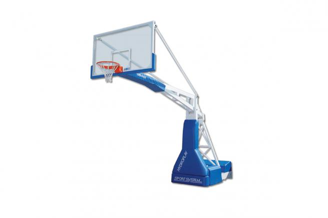 Professionelle Basketballanlage Hydroplay Training