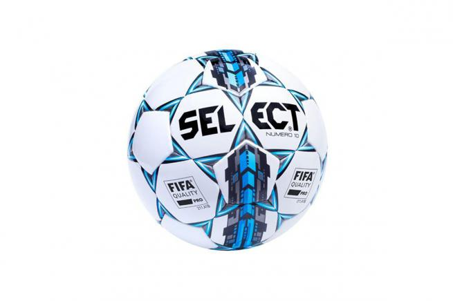 FUSSBALL SELECT NUMERO 10 (FIFA APPROVED). GRÖSSE 5